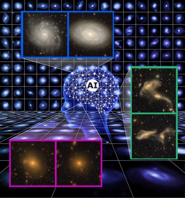 人工知能を活用したすばる銀河動物園プロジェクト